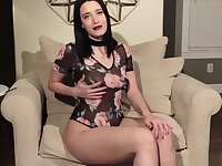 Kimberly Kane Edging Under My Spell Part 1 in private premium video