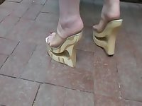 WEDGE SHOES - saf