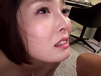 Yuka Honjo lose herself in pleasure