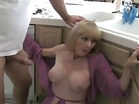 Taboo 1st meeting and Mom discovered my porn