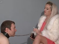 Chantelle Smokes After Shopping - fetish