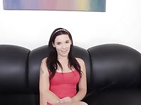 Cute Teen's First Porn Audition!