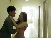Korean Couple Having the Best Rough and Passionate Sex