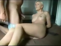 Hot and beautiful blonde with a true beauty giving best blowjob ever seen.